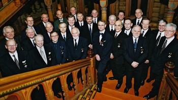 25 politimestre hedret med Politidirektørens hederskors