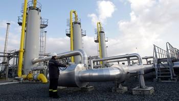Russland har stoppa leveringa av gass