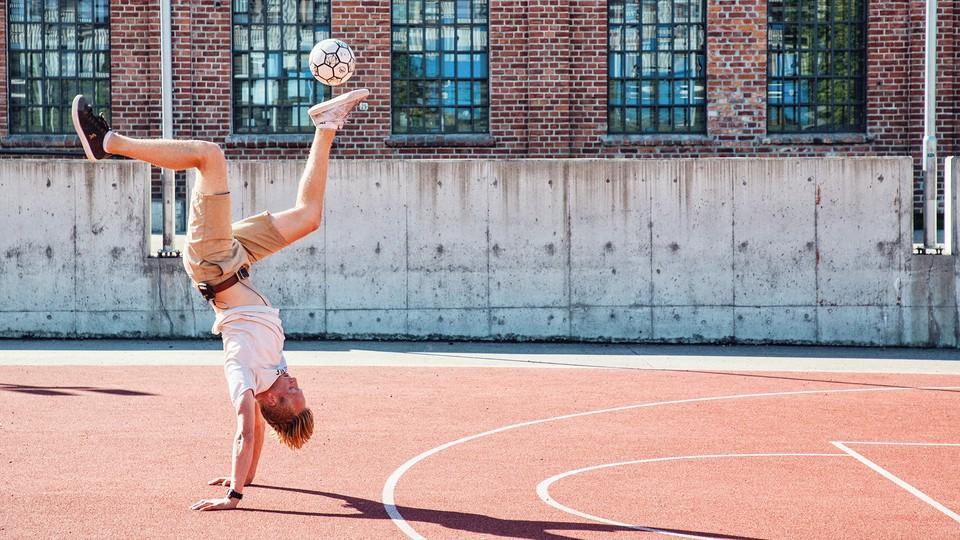 Utrolige utøvere: 7. Frekkis på basketbanen