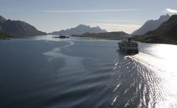 Video Hurtigruten - nettpromo norsk