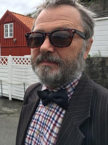 Miljøaktivist Rune Haaland