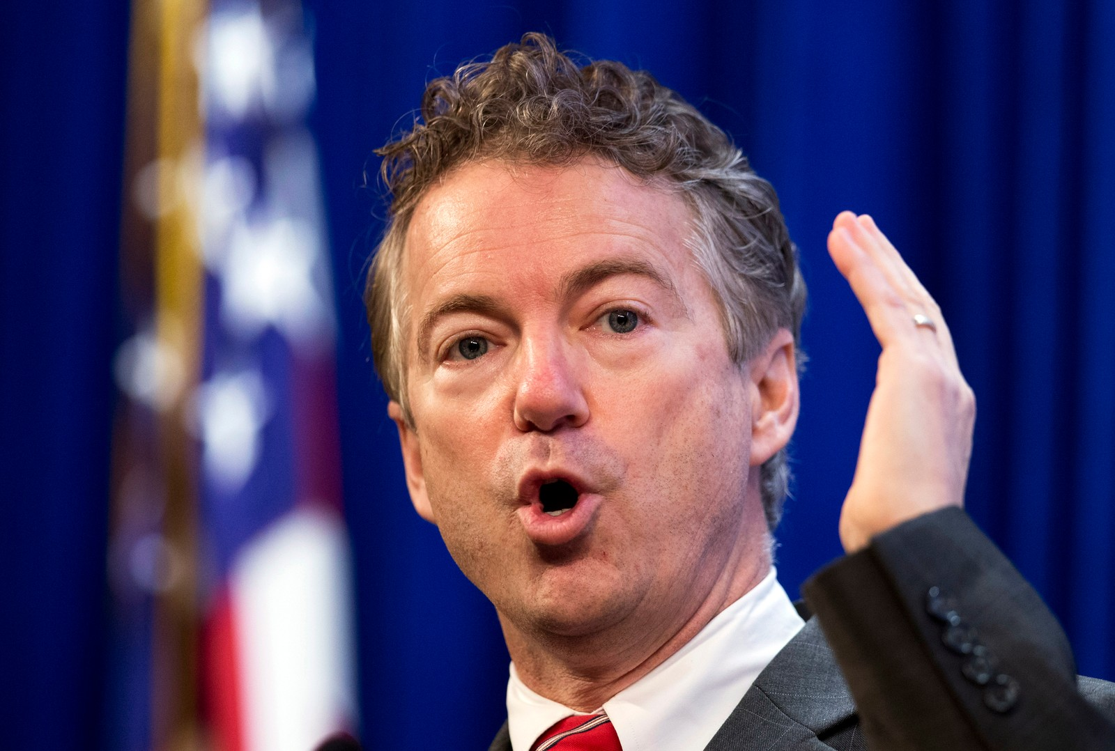 Rand Paul, Senator fra Kentucky.