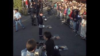 Video Stille protest mot Arne Myrdal