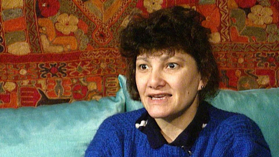 Namaa Alward - født i Bagdad 1953