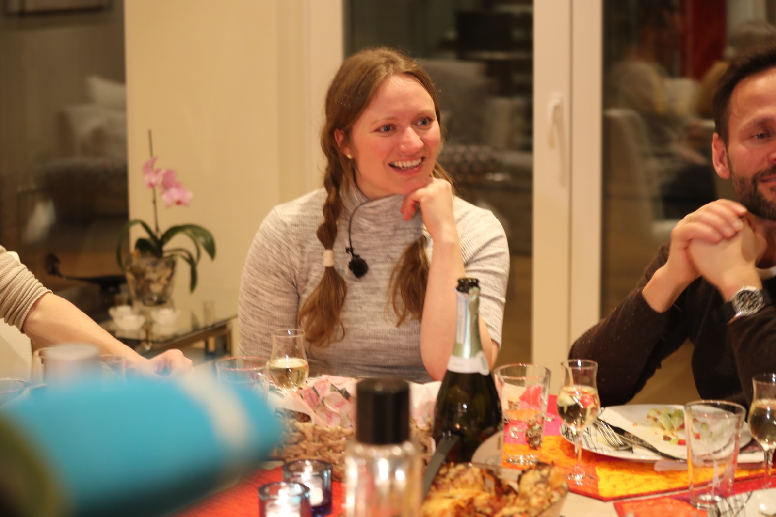 I Trondheim var deltakerne i dag samlet for å overvære finalen sammen.