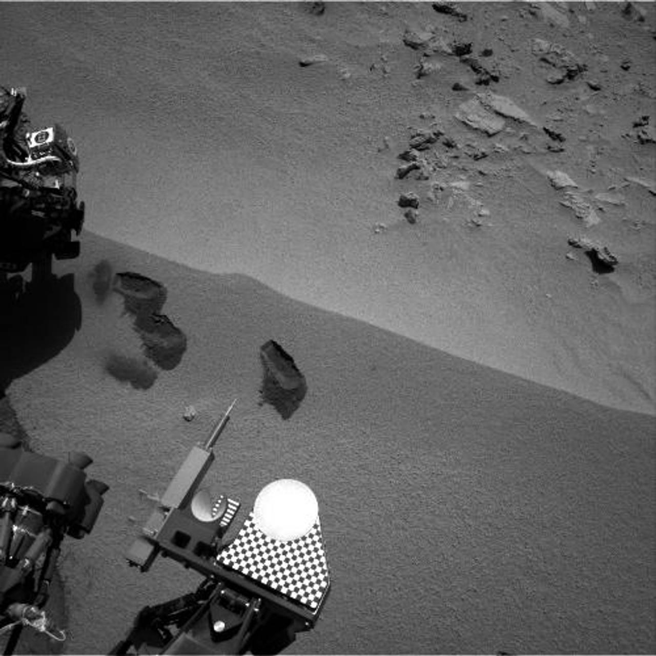 Spadetak på Mars