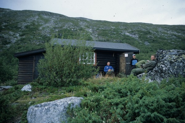 Skridulaupbu -  Foto: DNT Oslo og Omegn