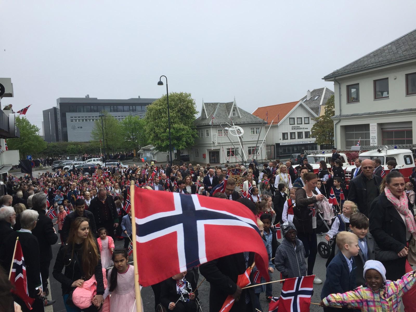 Trones skole i Sandnes.