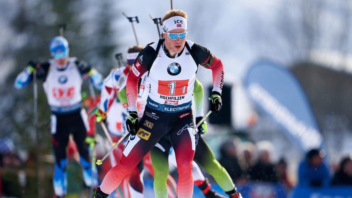 Tre debutanter til VM i skiskyting