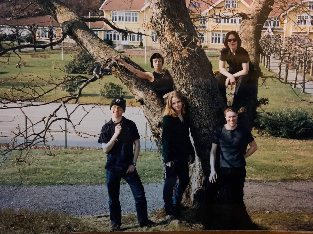 Sondre Lerches første band: «Side Effects»