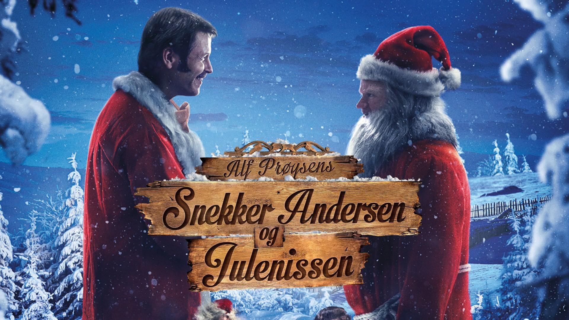 cbebd771 NRK TV – Snekker Andersen og julenissen