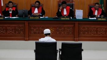 Umar Patek for retten i Jakarta