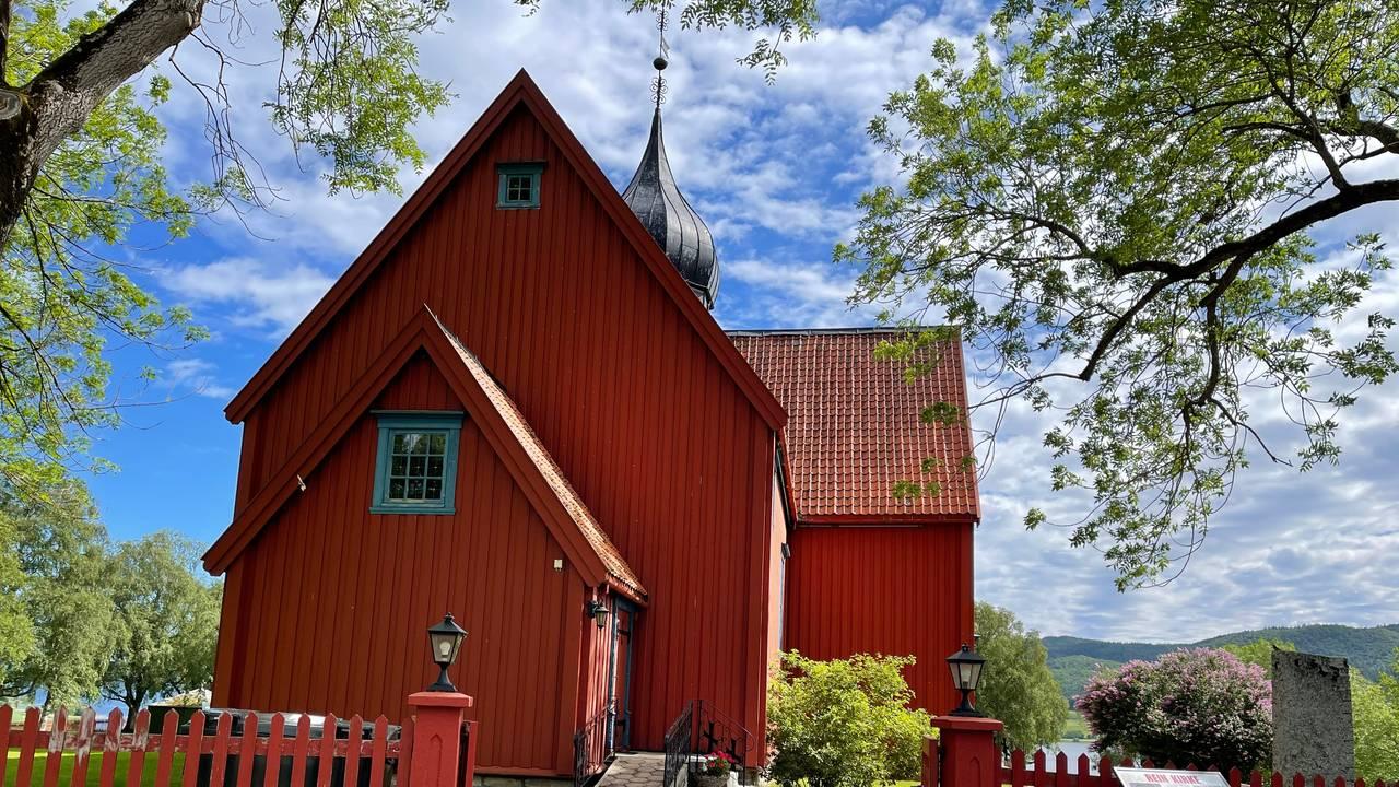 Rein kirke i Rissa, Indre Fosen