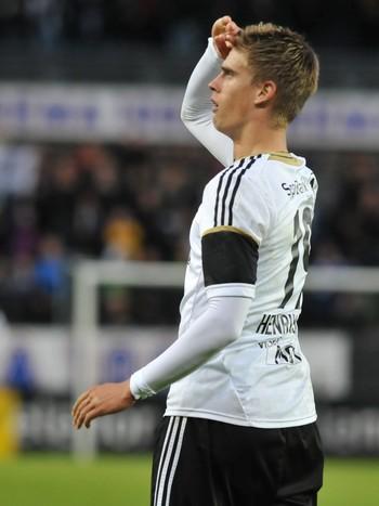 Rosenborg-Tromsø Markus Henriksen