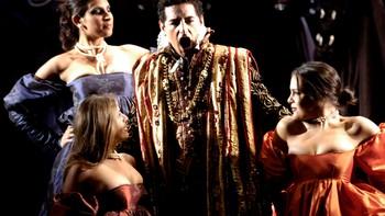 Hertugen og damene