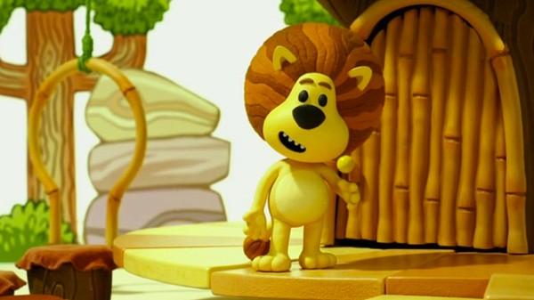 Britisk animasjonsserie