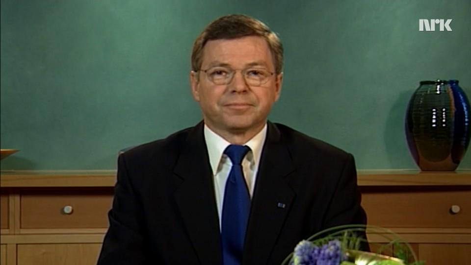 Statsministeren taler: Kjell Magne Bondevik 2003