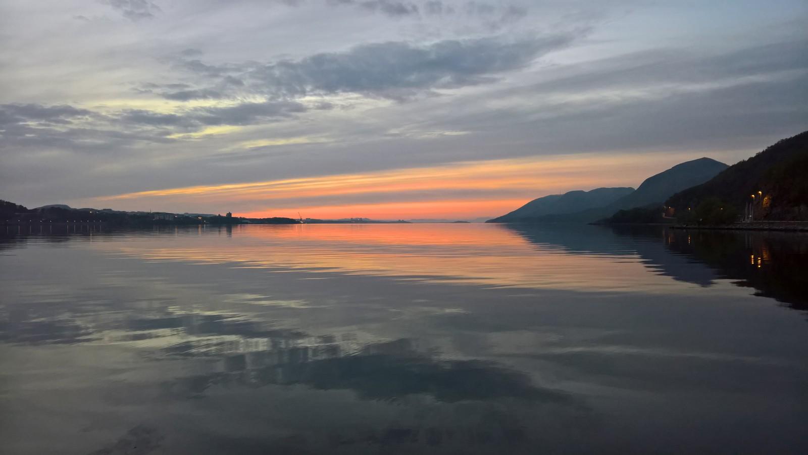 Gandsfjorden.
