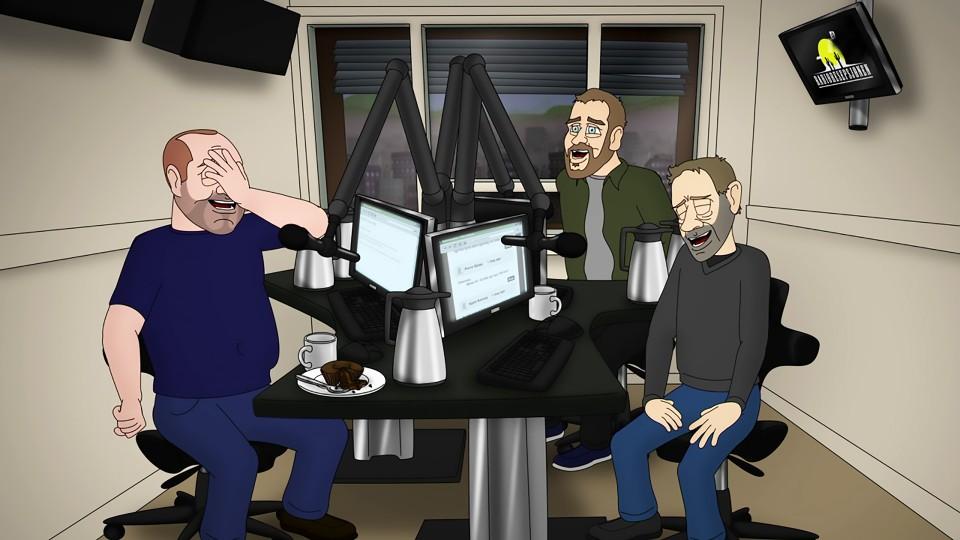 Radioresepsjonens animerte dilemma