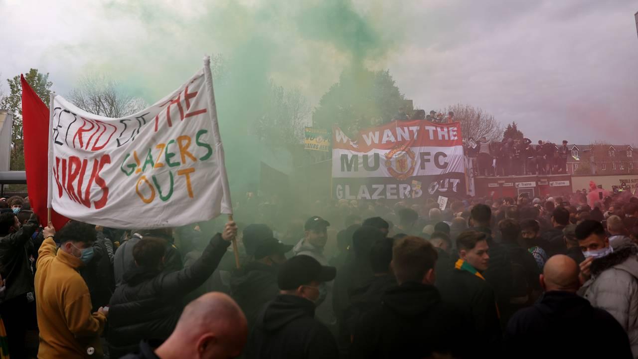 Protester i Manchester, 5