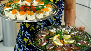 Sushi på svensk