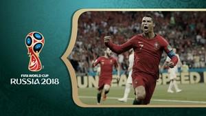 Fotball - VM: Portugal - Marokko