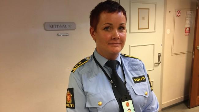 Politiadvokat Linn Revheim