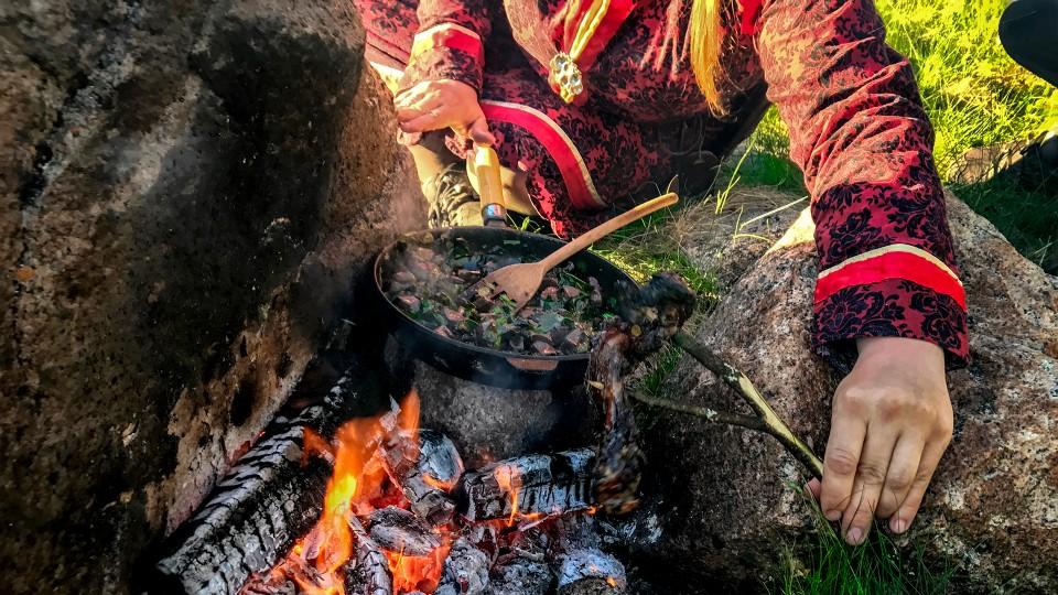 Smaker fra Sápmi