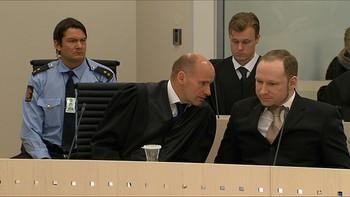 Video Breivik anerkjenner ikke retten
