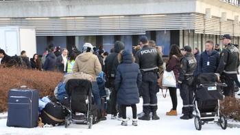 Mange nye asylsøkere til Forus