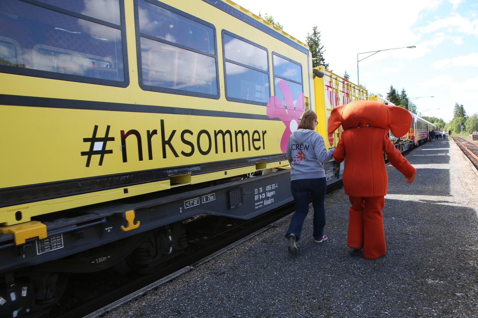 #nrksommer