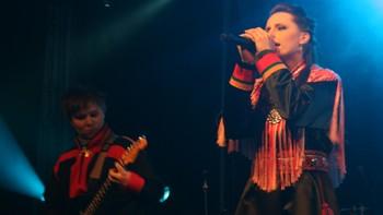 Oula Guttorm og Miira Suomi i gruppa SomBy.