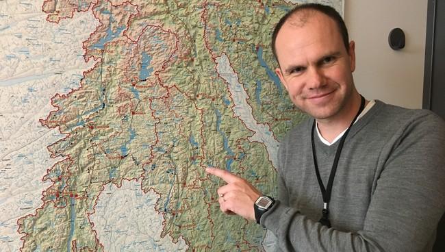 Sverre Eikeland - Agder Energi
