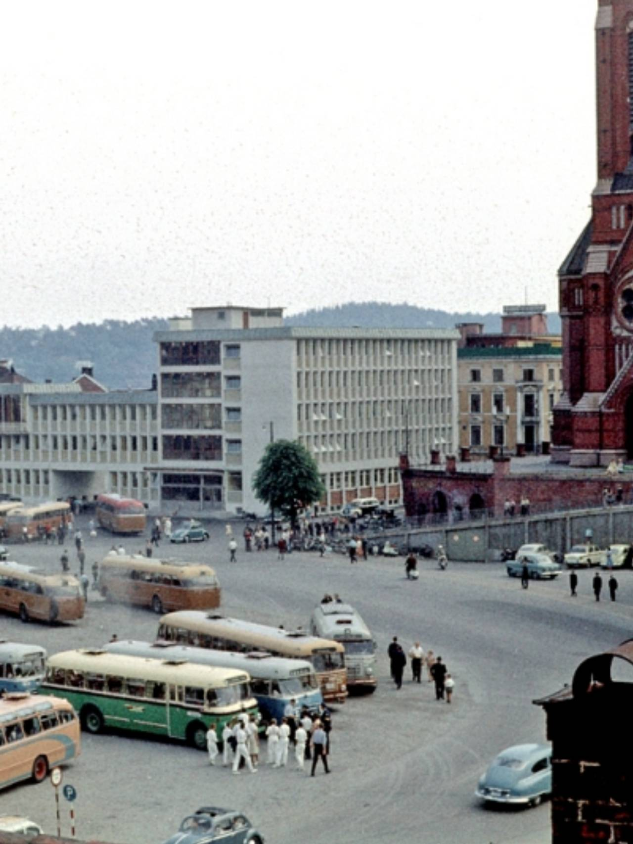 Arendal i 1961