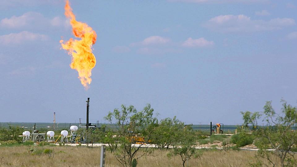 Spillet om oljen