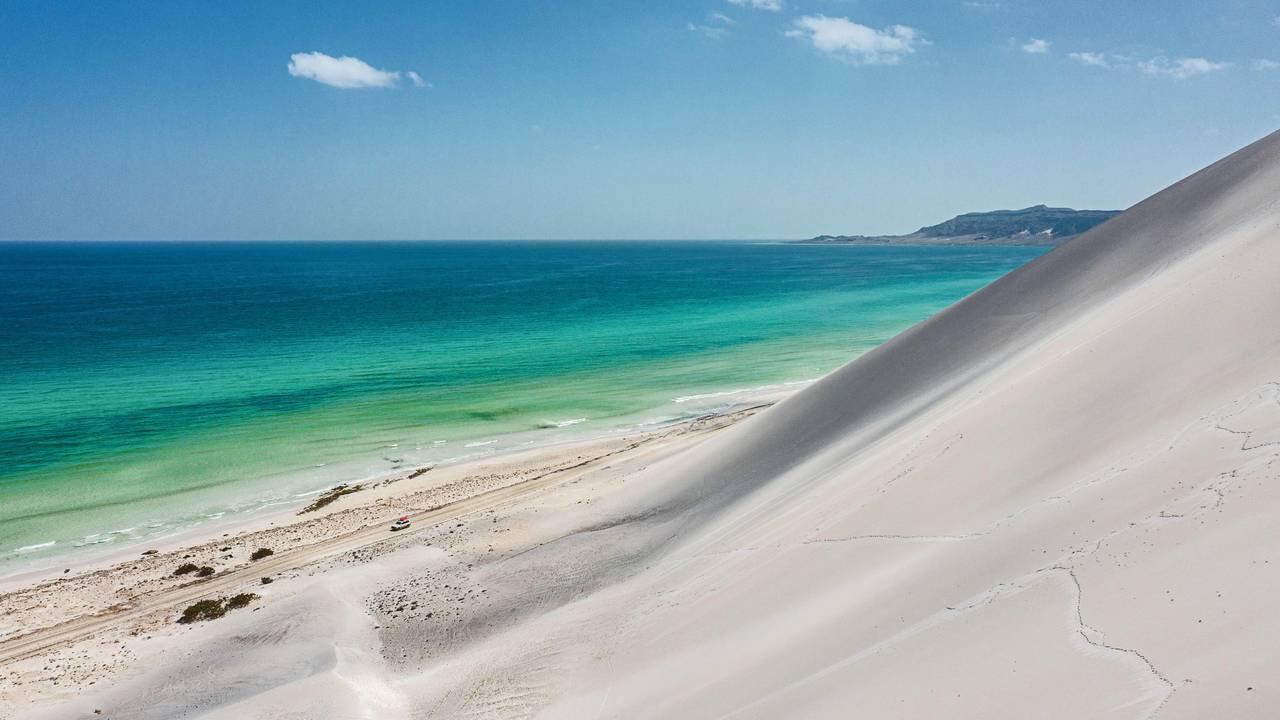 Strand Sokotra
