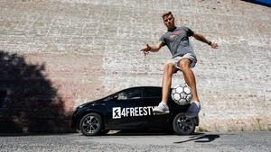 Utrolige utøvere: 8. Ball i bil