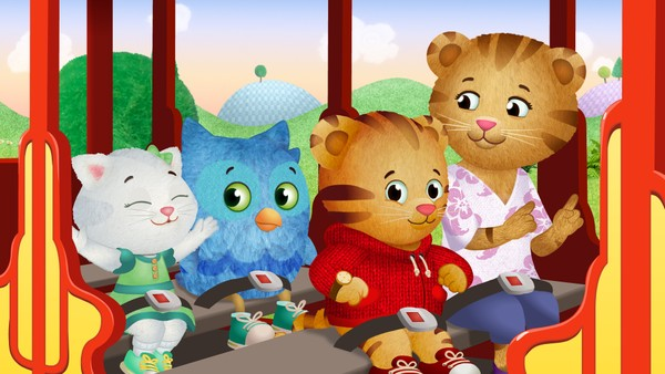 Bilde for Her bor Daniel Tiger