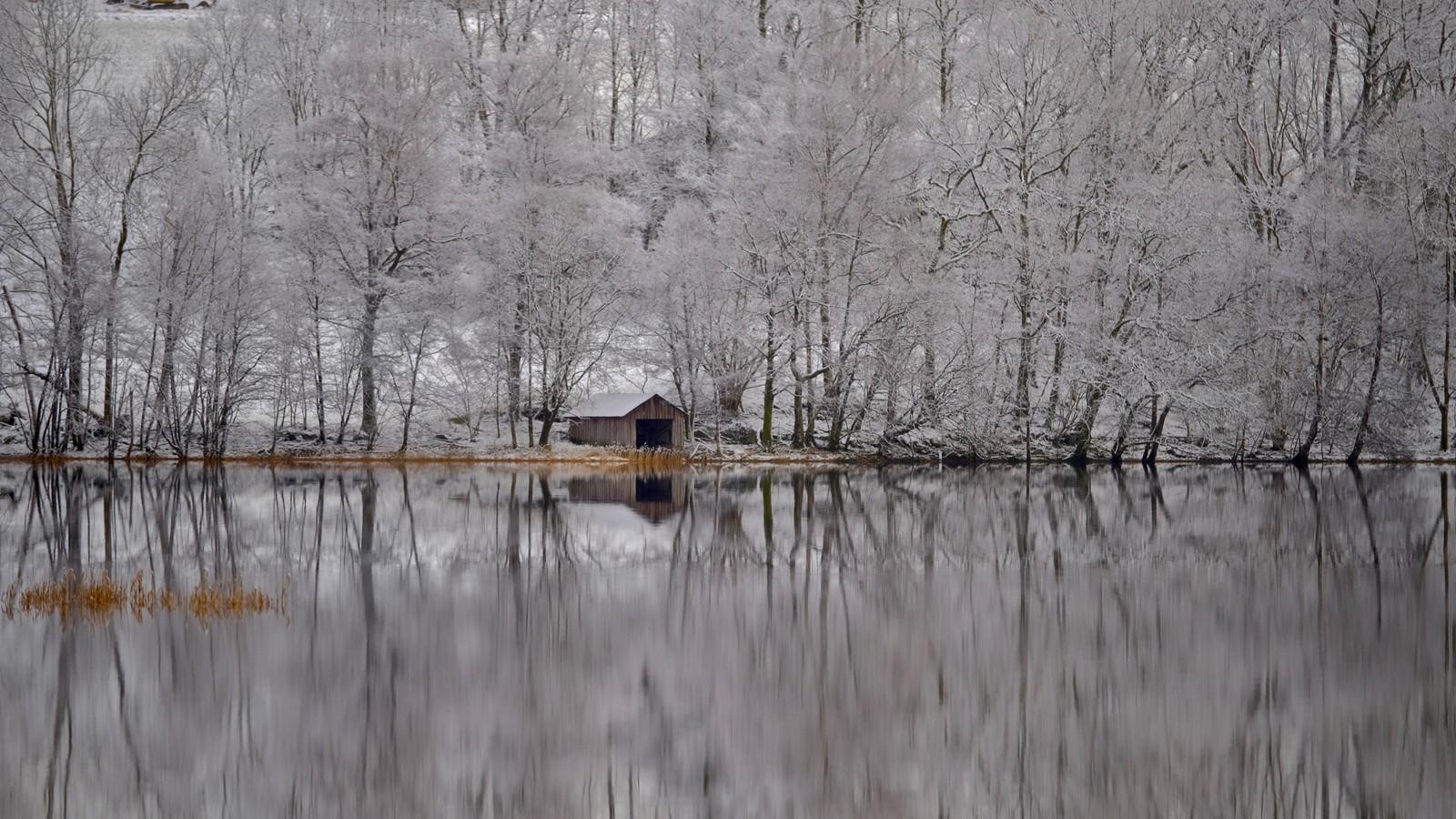 Vatsvatnet i Vindafjord