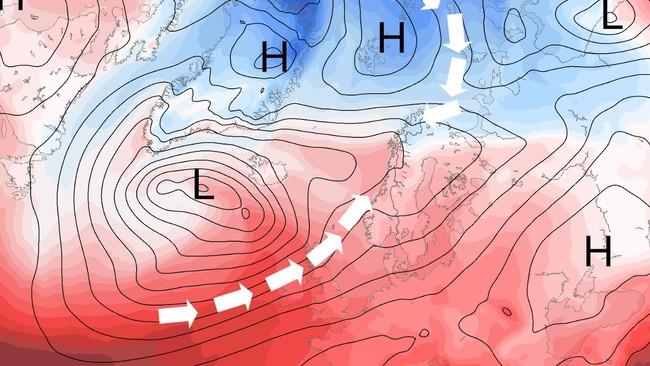 Varme og kulde i Norge