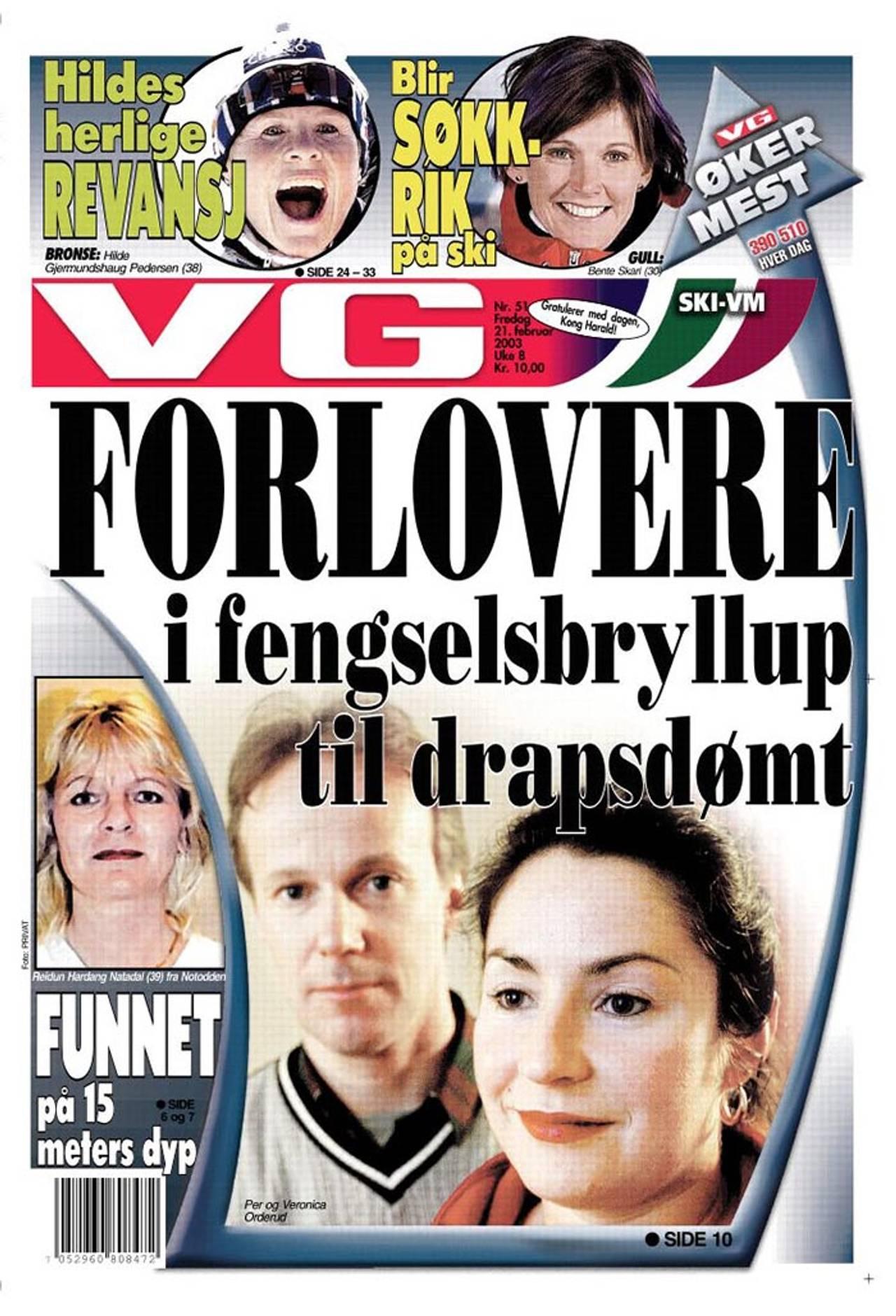VG-forside 100