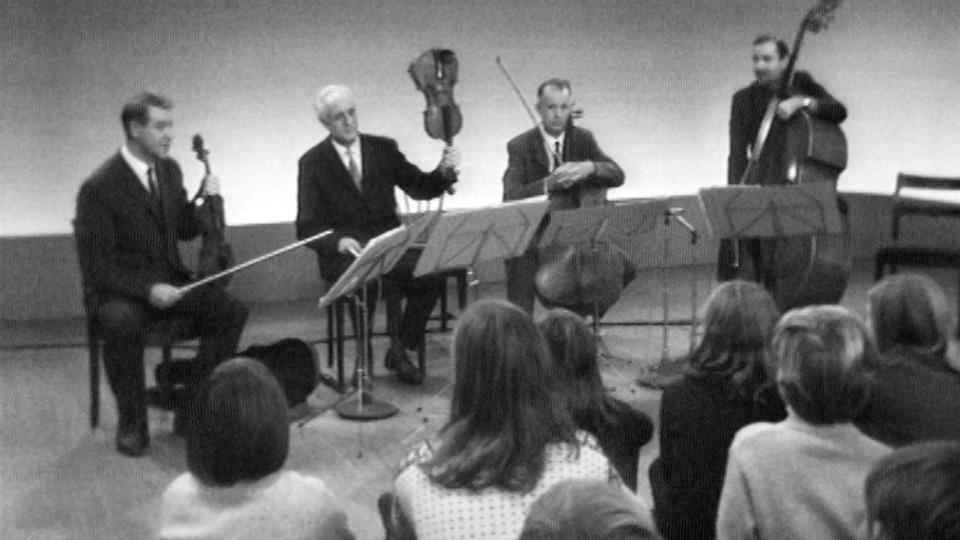 Møt musikerne: 16. mars 1970