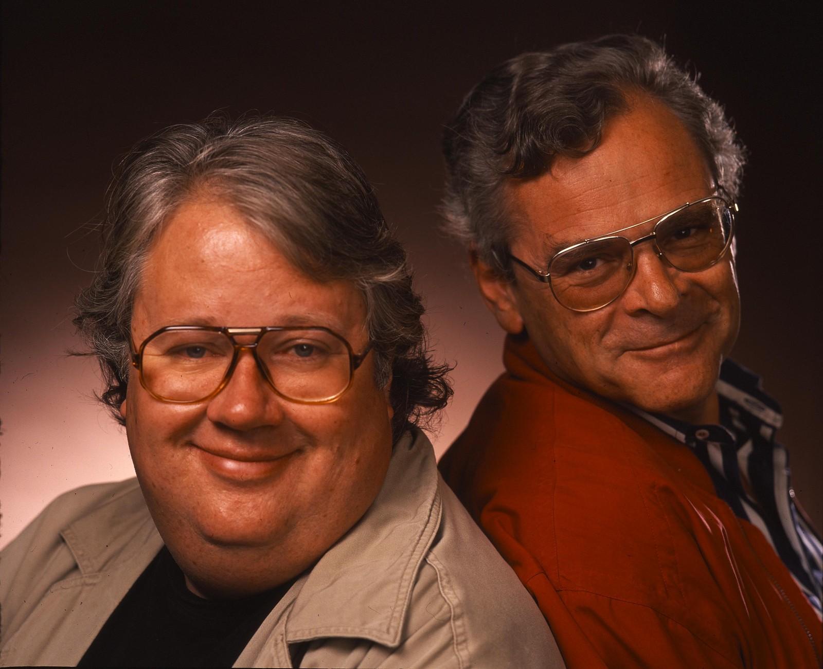 Programmet Borgulfsen ble ledet av Knut Borge og Torkjell Berulfsen. 1990