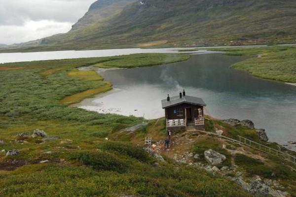 Alesjaure Fjällstuga -  Foto: Svenska Turistföreningen