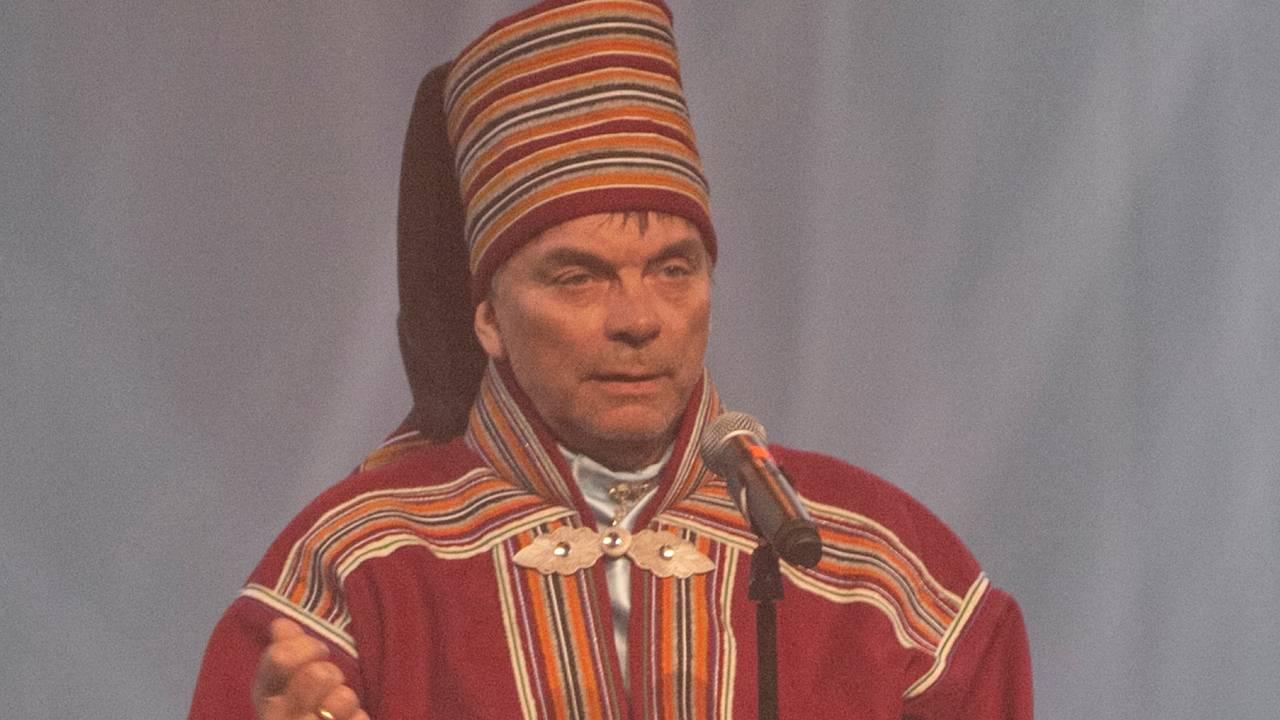 Nils Pedar Gaup