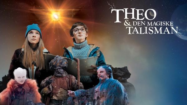 Theodor reiser til det magiske landet Thannanaya for å redde morfaren fra å dø. Med seg på ferden får han Simone, som nettopp har begynt i klassen. Dansk julekalender.