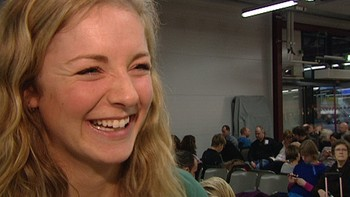 Video Ida Njåtun gleder seg til Hamar