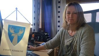 Merete Myhre Moen, ordfører Tynset