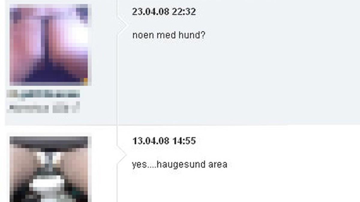 chattesider i norge sextreff sogn og fjordane