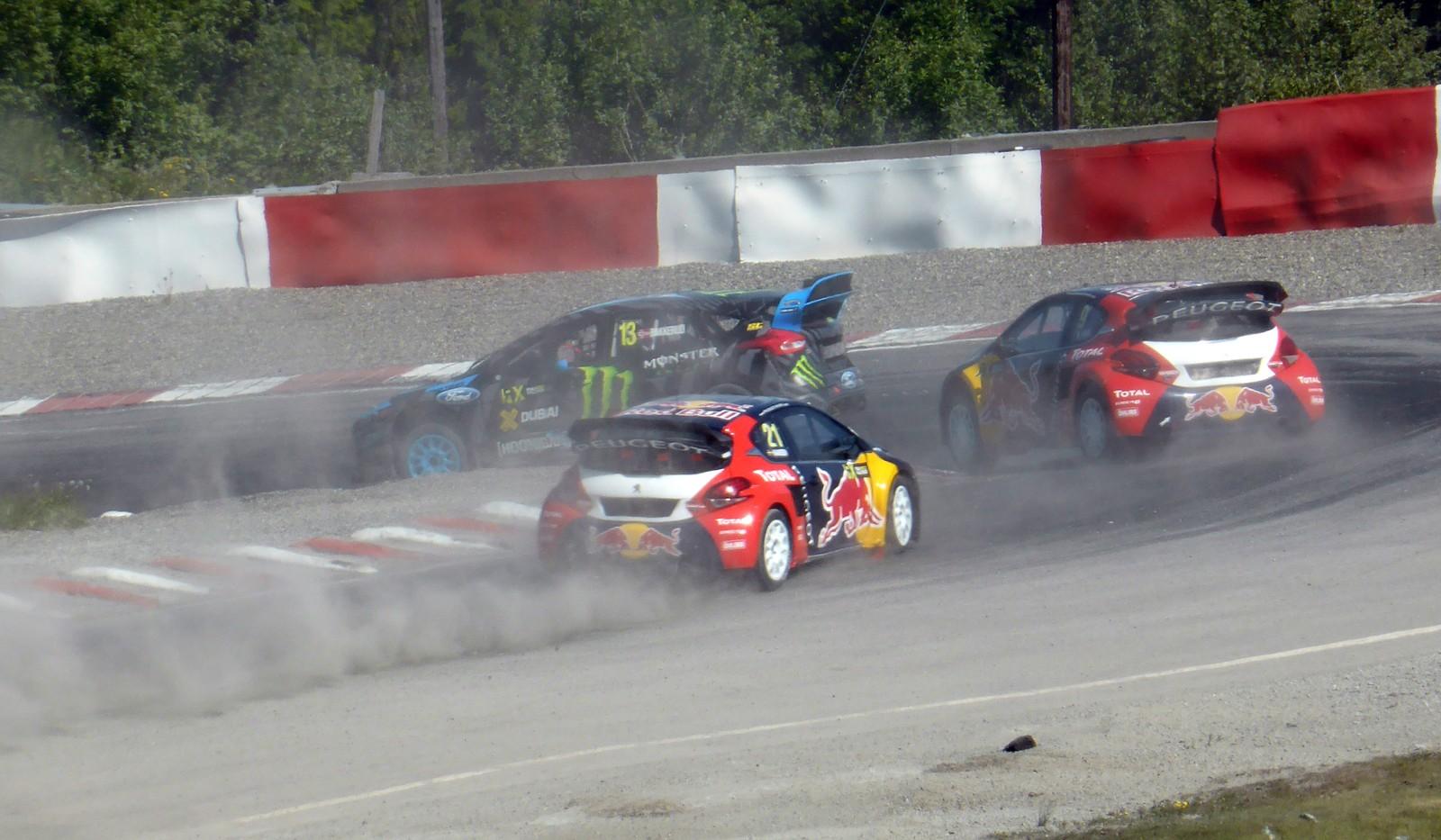 VM i rallycross på Lånkebanen